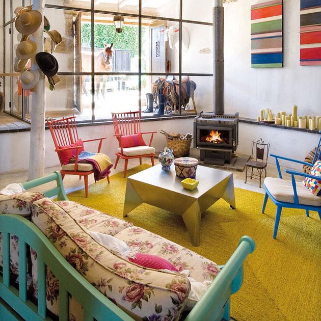 Decorar con muebles antiguos fabulous reciclar muebles for Reciclaje de muebles antiguos