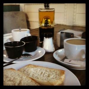 Desayuno en Casa Mono