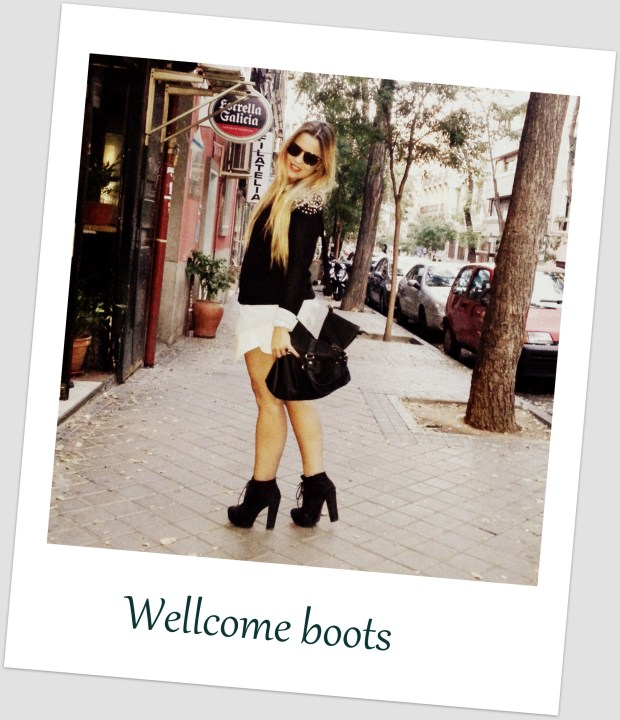 wellcome boots