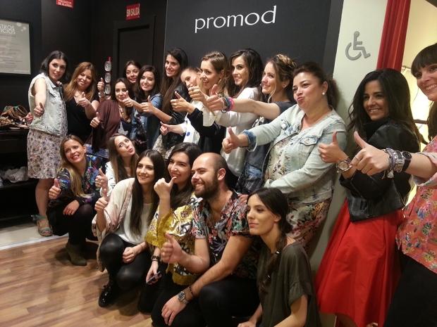 Evento #PromodBlogger Valladolid (104)