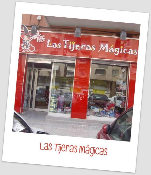 Las Tijeras Mágicas